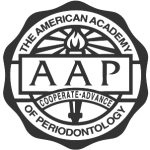 The American Academy of Periodontology Logo